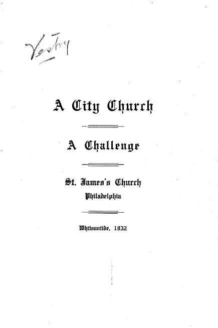 acitychurchachallengestjames1932-1