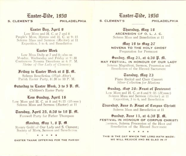Eastertide1950-2
