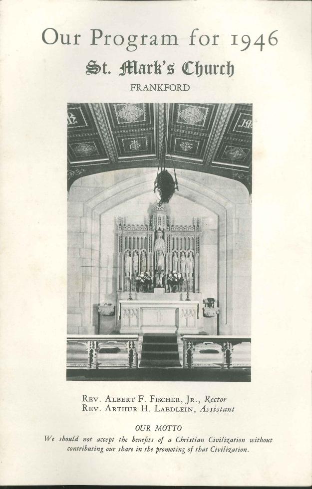 OurProgramfor1946-1