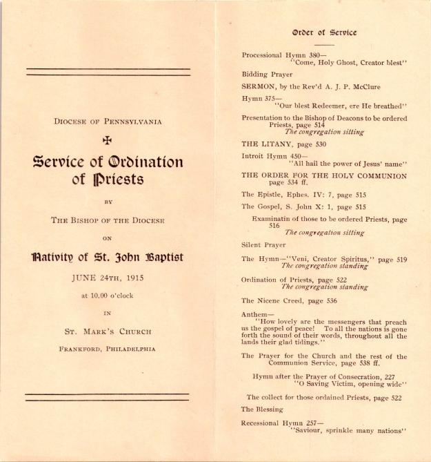 ServiceofOrdination1915-1