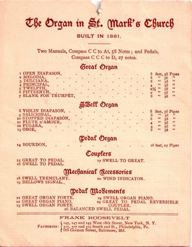 SixthOrganRecital1881-2