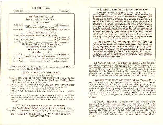 GraceChurchParishNews1961Part1-4