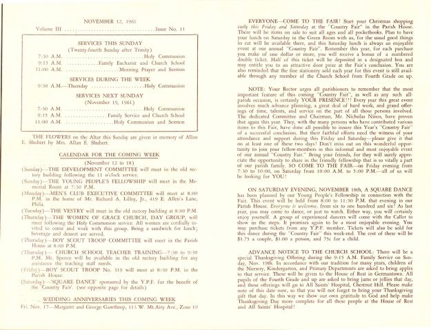 GraceChurchParishNews1961Part1-6