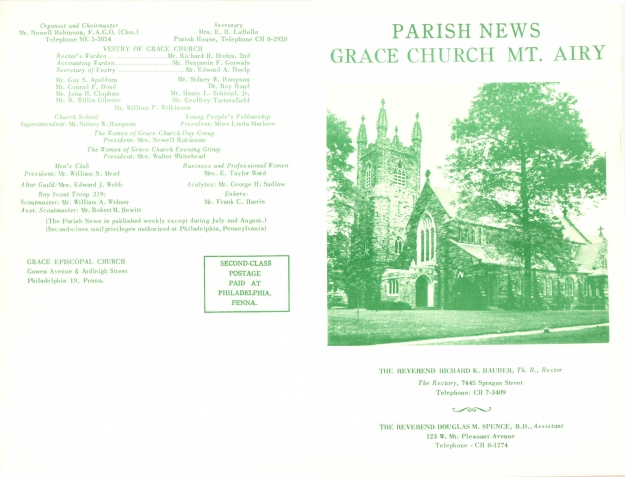 GraceChurchParishNews1961Part2-1