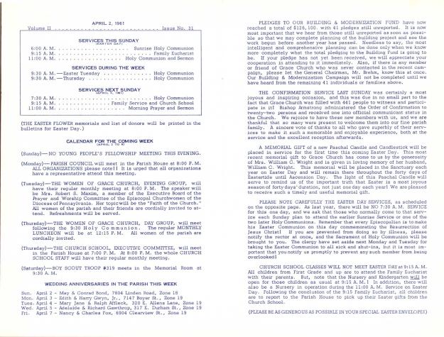 GraceChurchParishNews1961Part3-4