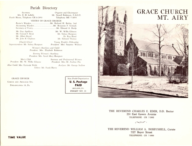 GraceChurchParishNews1959Part1-1