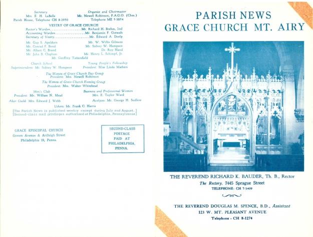 GraceChurchParishNews1960-1