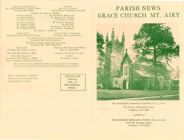 GraceChurchParishNews1961Part3-1