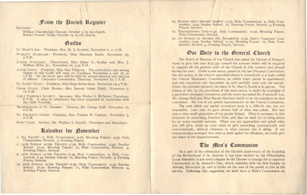 ParishBulletin1913-2