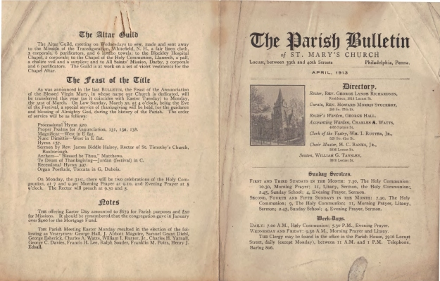 ParishBulletin1913-5