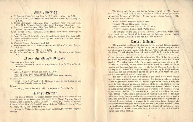 ParishBulletin1914-5