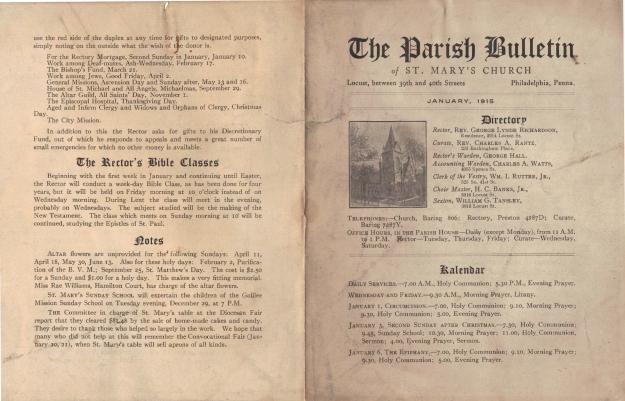 ParishBulletin1915-1