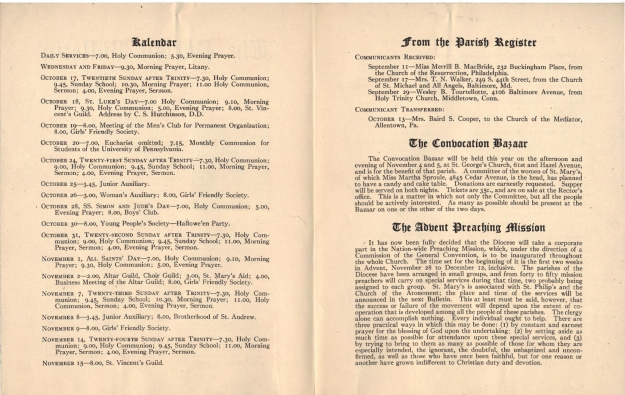 ParishBulletin1915-6