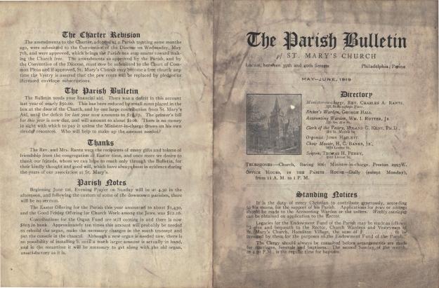 ParishBulletin1919-10