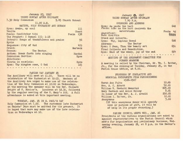 ServiceLeaflets1927-30