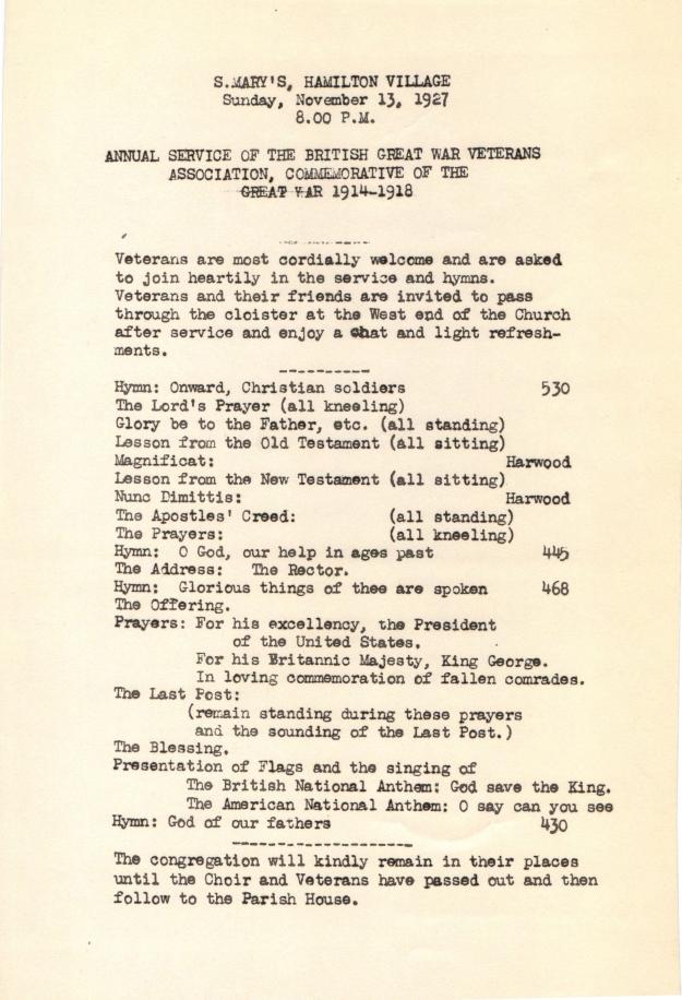 ServiceLeaflets1927-35
