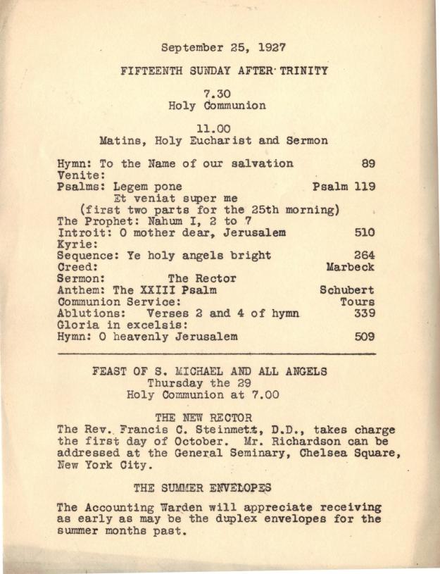 ServiceLeaflets1927-38