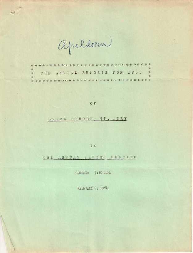 GraceChurchAnnualReport1963_Page_01