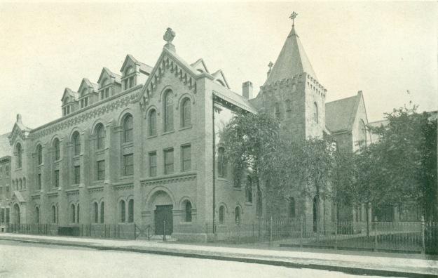richardnewtonmemorialsundayschoolbuildingholyapostles1918