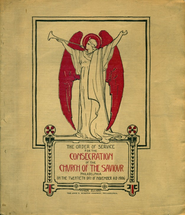consecreationsaviour1906