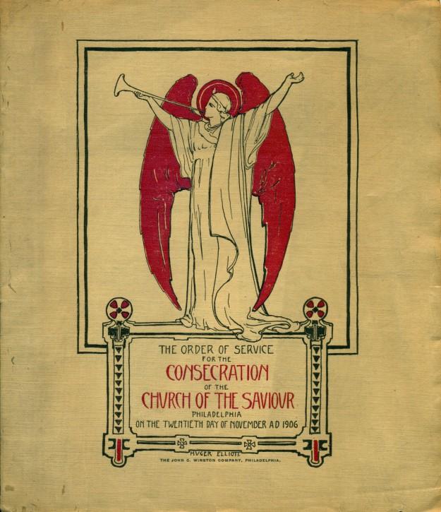 consecreationsaviour1906