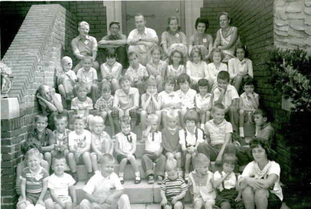 GCI Summer School 1960
