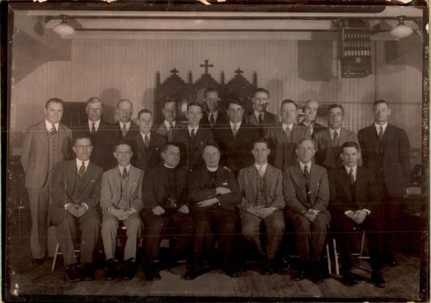 churchofstmatthiasmensclub1934