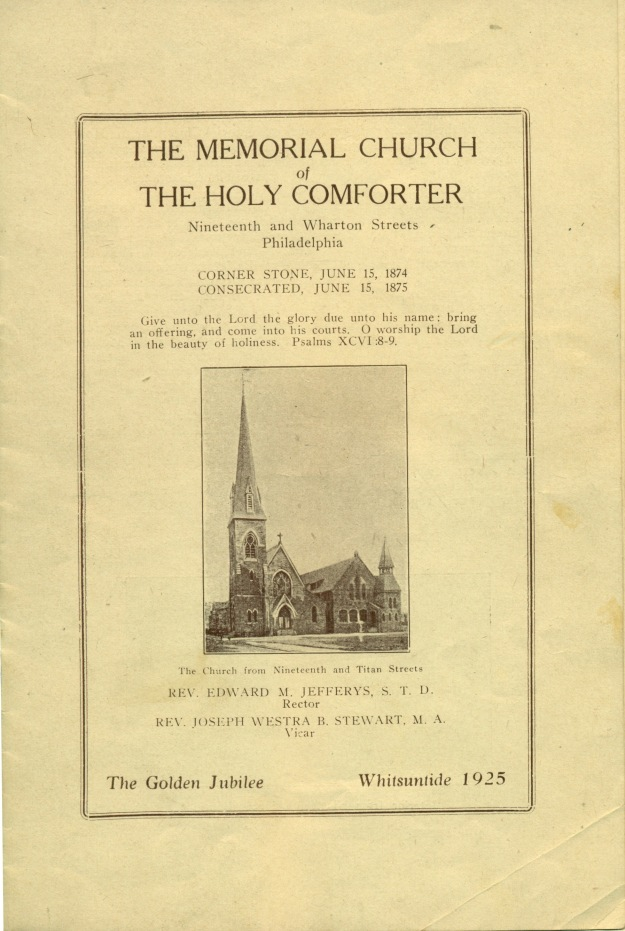 holy comforter 1a