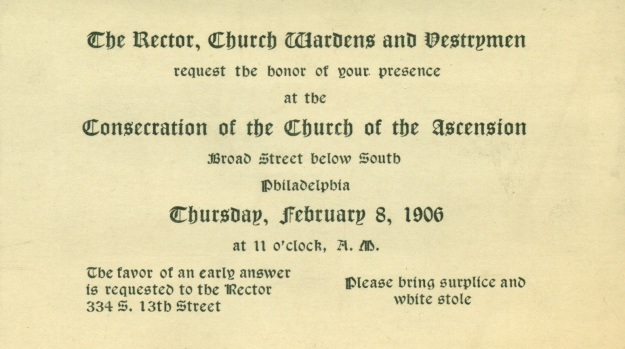 consecrationascension1906